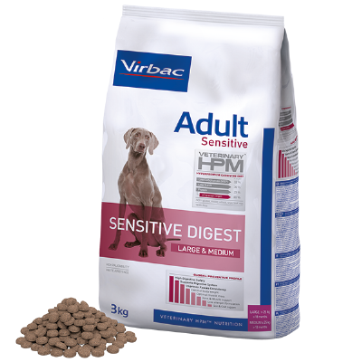 Adult Sensitive Digest Dog Large & Medium von Virbac