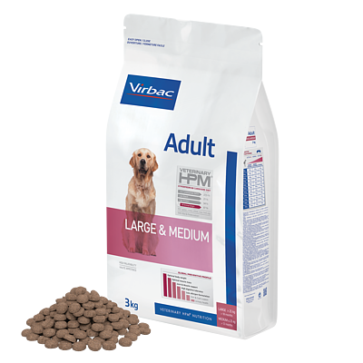 Adult Dog Large & Medium von Virbac
